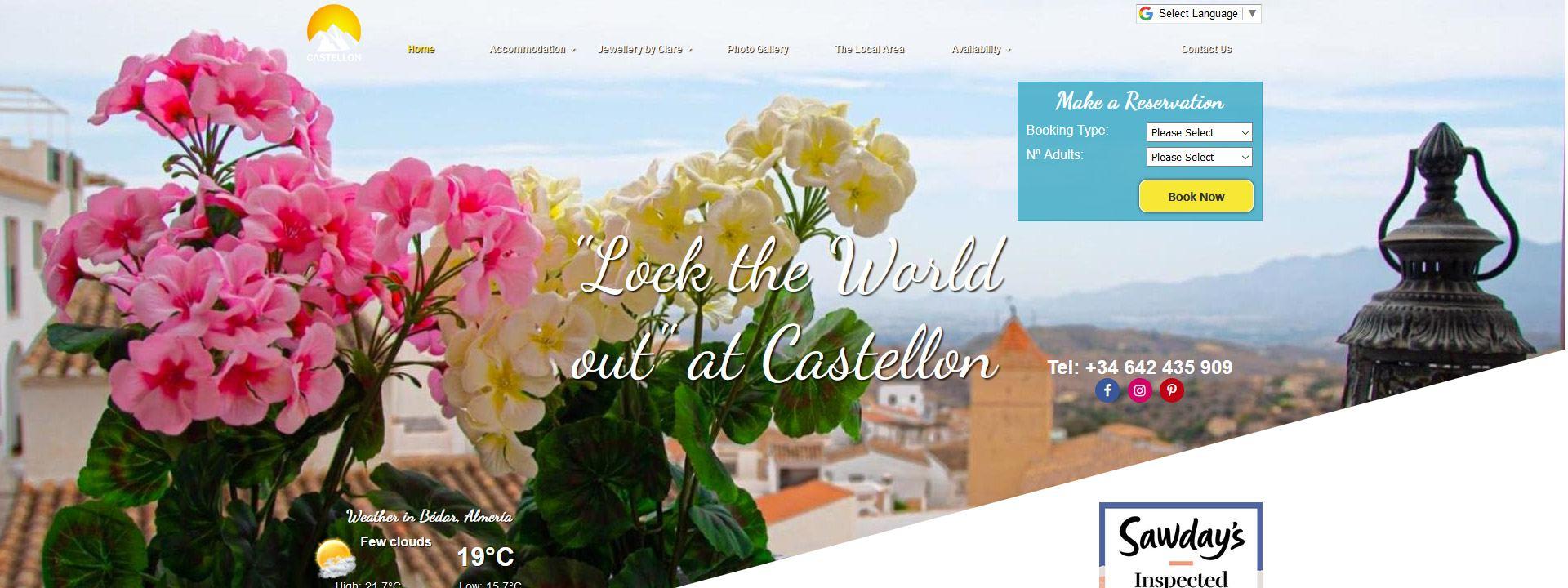 Guest House Websites