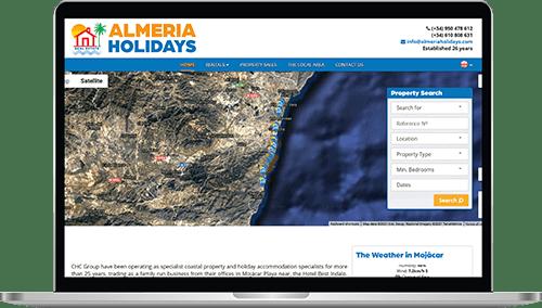 Almería Holidays
