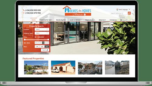 Holmes for Homes Almería