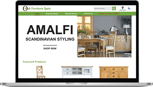 Oak Furniture Spain