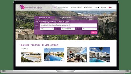 Spain Property Portal