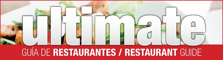 Ultimate Restaurant Guide